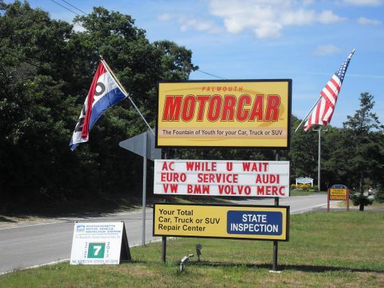 Jiffy Lube Coupons Ma >> Falmouth Motorcar - East Falmouth MA 02536   800-540-6794